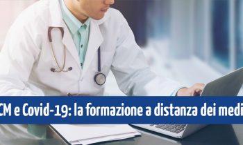 ECM e Covid-19: la formazione a distanza dei medici non si ferma!