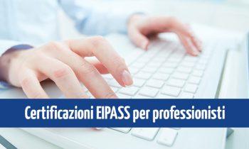 I crediti formativi professionali EIPASS riconosciuti dagli ordini