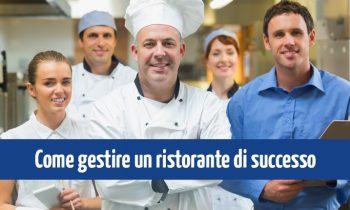 Come gestire un ristorante di successo