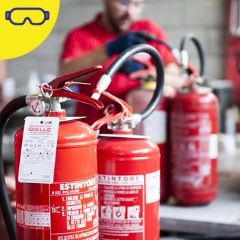 Corso di Aggiornamento Addetto antincendio – Rischio basso
