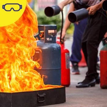 Corso di Aggiornamento Addetto antincendio – Rischio medio