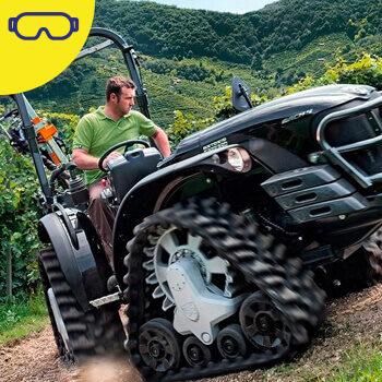 Corso Addetto conduzione trattori agricoli a ruote e a cingoli